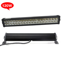 Angeno 120w high power car slitless led Work Light Project Light Trouble Light