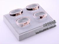 Bracelet bracelet watch pallet jewelry tray 4 , silver coffee velvet icepatterned