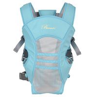 Super breathable four seasons with the belt baby suspenders infant bags baby carrier