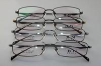 Pure Titanium Metal opticla myopia frame for business men full rim 2011 free shipping metal eyewear new arrival