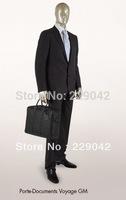 New  Porte Documents Voyage GM N41123  cowhide leather handles  Damier Graphite Canvas  totes handbag  bags