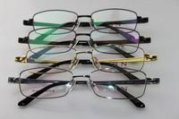 Vintage Korea Pure Titanium Metal opticla myopia frame for men full rim 6691 2014 new free shipping metal eyewear new arrival