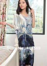 wholesale silk pajamas