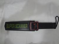 FREE SHIPPING! High Sensitivity Garrett Super Scanner Hand Held Gold Metal Detector For Security Detectors