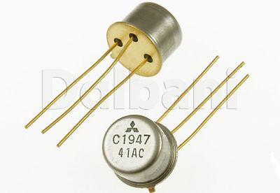 2SC1947 Original New Mitsubishi Transistor C1947 ECG 488 / NTE 488(China (Mainland))