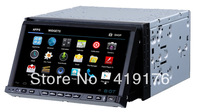 Android 4.0 Universal Car dvd player with GPS navigation 3G Wifi ,android universal car dvd,2 din android car dvd