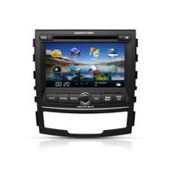 Ssangyong Korando/New Actyon Car DVD GPS,2 din 7 inch,Free shipping