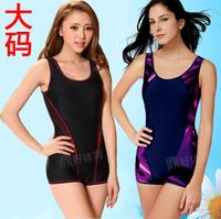 Plus size plus size one piece swimwear female mm quinquagenarian plus size swimwear dm0193