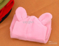 Super cute pink pig pet shape-change clothes pet funny clothing teddy cute clothes
