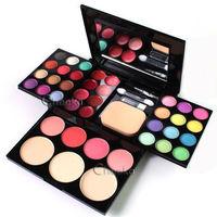24 colors eyeshadow + 8 color Lipstick +4 color Blush + 4 color Powder  MakeUp Palette Drop Shipping  206104