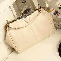 New 2014 women fashion handbag wave of retro antique bag women messenger bags shoulder  leisure packet  woman handbag