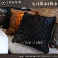 free shipping 1pcs Garson dad kaozhen vega car pillow car pillow luxury knitted pillow