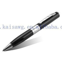 Free shipping,Mini Pen Dvr Pen Camera 720X480 High Resolutiongold and silver can choose with 10pcs/lot