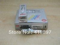 Free shipping! High performance 4 pcs/Lot NEW NGK IRIDIUM car spark plug IZFR6H11 (4294) for BMW,FORD,HONDA,TOYOTA etc