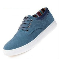 Retail - high quality fashion sneakers nubuck leather men's skateboarding shoes - free shipping