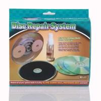 Disc repair system cd repair device