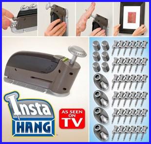 Insta nail wall hang seamless nai wall tv nail wall set(China (Mainland))