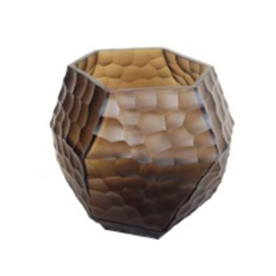 Online kopen wholesale bruine glazen vazen uit china bruine glazen vazen groothandel - Mode decoratie ...