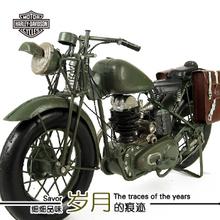 metal motorcycle model promotion