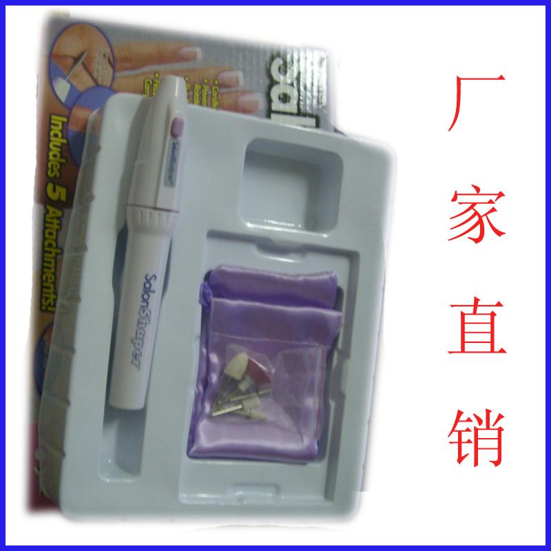 Salon shaper nail art electric device manicure device electric grinding device nail art set tv product(China (Mainland))