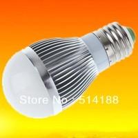 HOT !! led Globe bulb 5X2W 10W  E27  12V Led Lights led ball bulb  led Bulbs warm/cool white 10pcs/lot