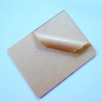 Handmade clay diy tool transparent lusterware pressure plate see big small