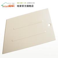 Wallpaper wallpaper tools wallpaper scraper plastic big scraper thickening deformation