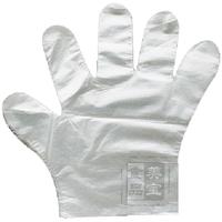 Sushi tools material porphyrilic omlet pe sanitary gloves 30