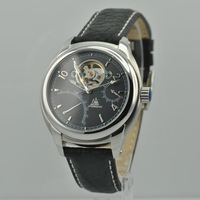 Mechanical watch luminous pointer fully-automatic mechanical watch energy s013