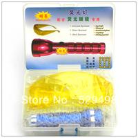 Automotive air conditioning neon leak detector household air conditioning neon leak detector big flashlight