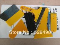 Car film scraper piece set tools scraper explosion-proof film matt tool set