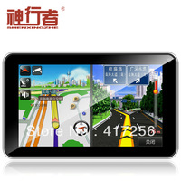2013 Original Hot Freelander PD100 7 inch GPS navigator intelligent Andrews +7 inch Tablet PC + tachographTablet PC