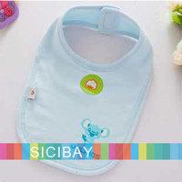 Baby Clothing Fashion Infant Bibs Cotton Nursery  Bibs,Free Shipping K1599