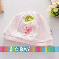 New Free Shipping Baby Caps Cartoon Cotton Nursery Hats K1600