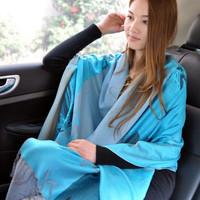 Free shipping wholesale 2013 comfortable Women's pashmina Tassel scarf popular elegant classic  Wrap Shawl scarves A01W15