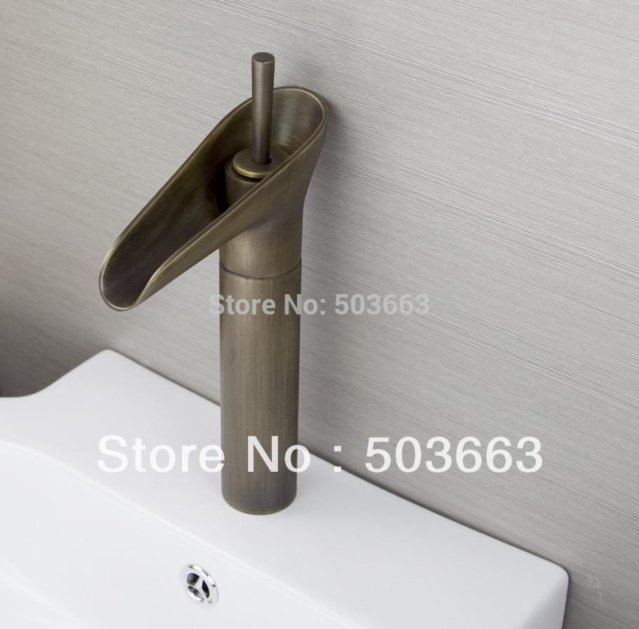 robinet cascade pour vasque pas cher - Robinet Haut Pour Vasque A Poser