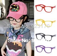 2014 Free shipping fashion children's vintage black eyeglasses frame ER011