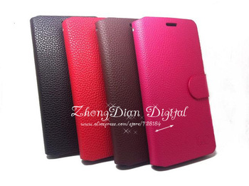 Free Shipping (20pcs/lot)Top Quality Series leather case for Huawei G510 T8951 U8951D case cover