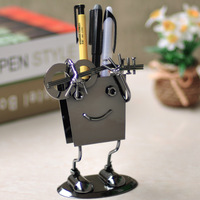 Desktop birthday gift smiley pen sports pen home office stationery