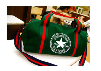 New 2015 brand designer high quality canvas sport bag gym bags,fashion sport bag women/men shoulder bags GB102