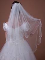 Bridal accessories veil 3 paillette veil bridal veil hair accessory veil wedding dress