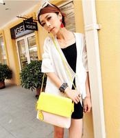2013 fashion summer elegant brief all-match cross-body bag small sweet gentlewomen sex women's handbag pumpkin bag