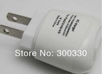 2100mah us plug usb ac Charger for ipad 100pcs/lot
