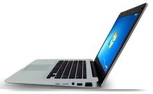 cheapest ultrabook  LAPTOPS 14in cheapest intel i5  3317U CPU/758M GM//silver metal alloy /5500mAh/ barebone option(China (Mainland))
