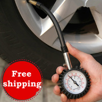 High precision car tire pressure gauge for auto tyre tool. car tire pressure table .JM-00340 free shipping
