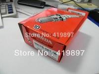 Free shipping! High performance 4 pcs/Lot  NGK spark plug  MADE IN JAPAN  IZFR6K11 (9807B-5617W ) for HONDA  GENUINE PARTS