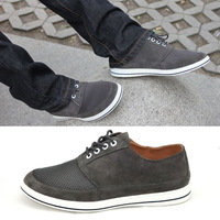 Summer breathable male net shoes men's low-top casual male shoes skateboarding shoes comfortable male shoes