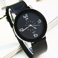Free shipping factory wholesale supply new arrival fashionable business watch gift table, promotional watch 306