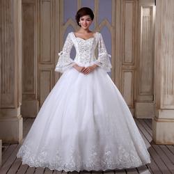 [Rp/public]Grand Bal Argenté le 22! 2013-spring-bride-wedding-princess-wedding-qi-formal-dress-white-long-sleeve-wedding-dress.jpg_250x250