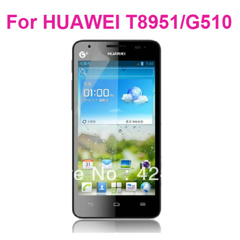 Anti-Glare Clear (matte) Screen Pprotector for Huawei G510 T8951 without retail package, Free Shipping